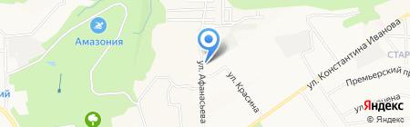 Информационные системы на карте Чебоксар
