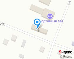 Схема местоположения почтового отделения 429313