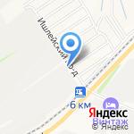 Банкомат на карте Чебоксар