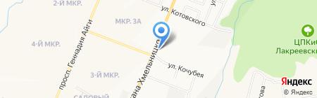 Freeart на карте Чебоксар