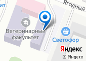 ЧГСХА на карте