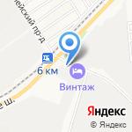 СПМК-5 на карте Чебоксар