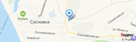 Сывлах на карте Чебоксар