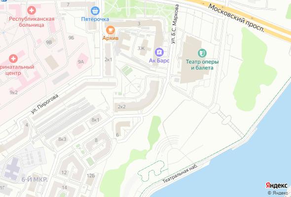 жилой комплекс Лайнер