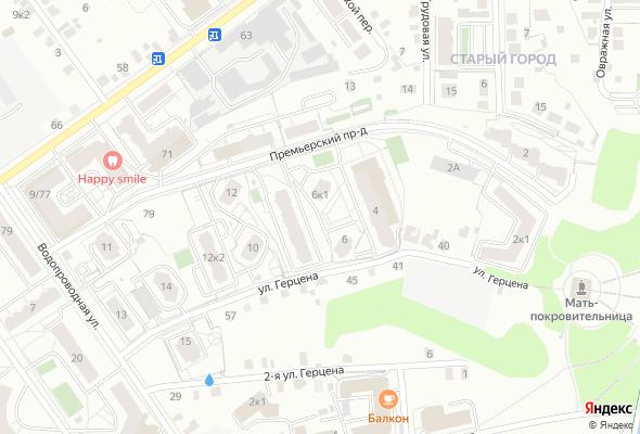 жилой комплекс Премьер