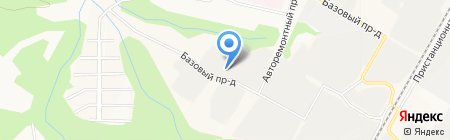 РосАвтоТехника на карте Чебоксар