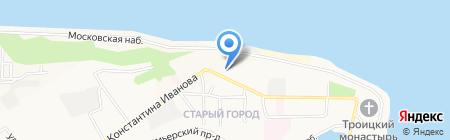 Кадетская школа им. А.В. Кочетова на карте Чебоксар