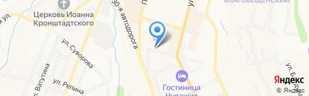 Ипотечный магазин на карте Чебоксар