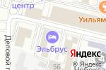 Схема проезда до компании Объединение инженеров, НП в Чебоксарах