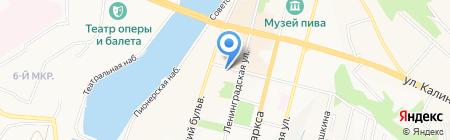 Дорогие безделушки на карте Чебоксар