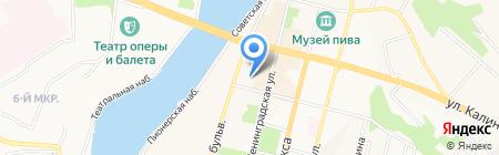Камерный оркестр на карте Чебоксар