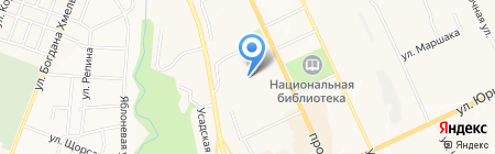 Центр временного содержания для несовершеннолетних правонарушителей МВД по Чувашской Республике на карте Чебоксар