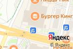 Схема проезда до компании Yota в Чебоксарах
