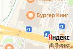 Схема проезда до компании Sushi & wok в Чебоксарах