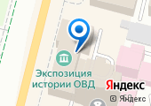 Следственное Управление МВД по Чувашской Республике на карте