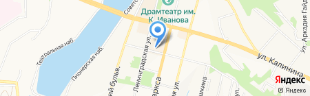 Защитникъ на карте Чебоксар