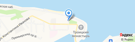 Винтаж на карте Чебоксар