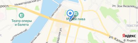 Росгосстрах на карте Чебоксар