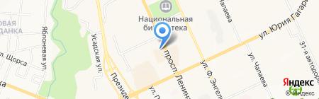 ФИНАНС ИНВЕСТ на карте Чебоксар