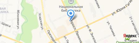 MediaDick на карте Чебоксар