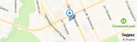 Чебоксарская детская музыкальная школа им. С.М. Максимова на карте Чебоксар