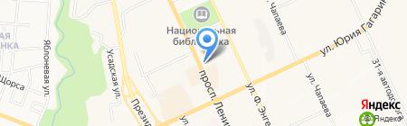 Люкс Оптика на карте Чебоксар