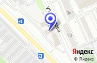Схема проезда до компании ТФ ОПТЦЕНТР в Чебоксарах