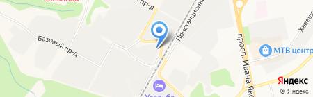 VIP на карте Чебоксар