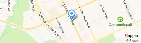 Мода Centr на карте Чебоксар