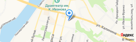 Sv на карте Чебоксар