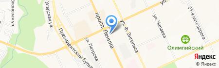 Центральная коллегия адвокатов на карте Чебоксар