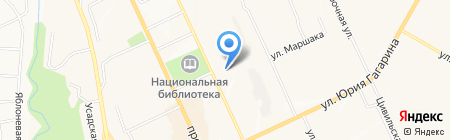 Экспозиция истории ОВД Чувашской Республики на карте Чебоксар
