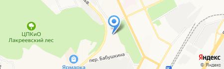 Ралли на карте Чебоксар