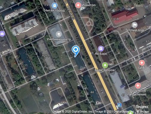 Сдаем 1-комнатную квартиру, 16 м², Чебоксары, проспект Ленина, 42