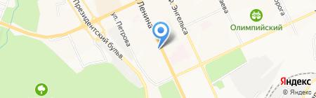 Фито Аптека на карте Чебоксар