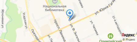 Центр недвижимости на карте Чебоксар
