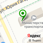 Местоположение компании Нива