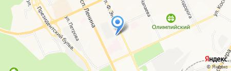 Макс на карте Чебоксар