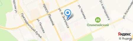 АБ-Сервис на карте Чебоксар