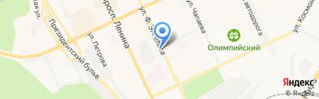 Ноутбуксервис на карте Чебоксар