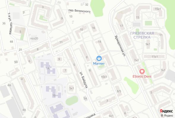 продажа квартир ул. Байдула