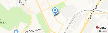 Аренда инструментов на карте Чебоксар