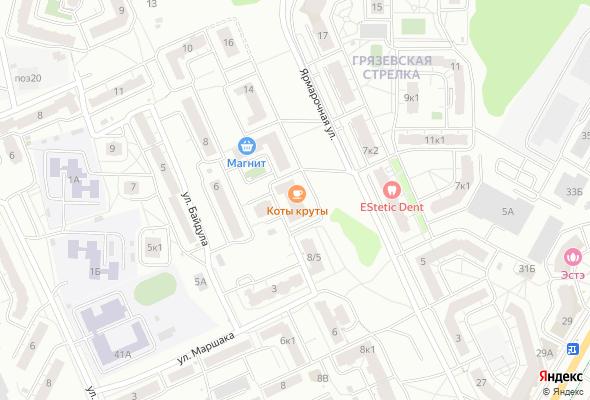 купить квартиру в ЖК ул. Ярмарочная