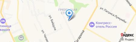 Вероника SPA на карте Чебоксар