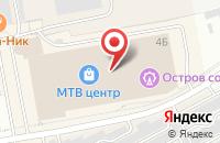 Схема проезда до компании AVTORECORD в Чебоксарах