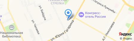 Наш дом на карте Чебоксар