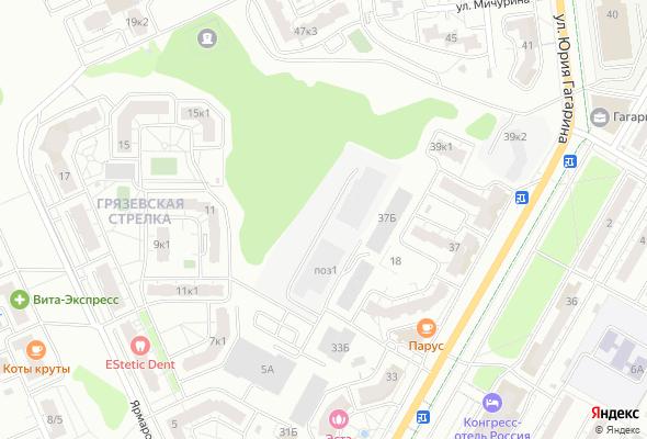 жилой комплекс Гагарин