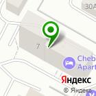 Местоположение компании Периметр-М