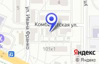 Схема проезда до компании ТФ ЧЕБОКСАРСКИЙ ТЕКС СТИЛЬ в Чебоксарах