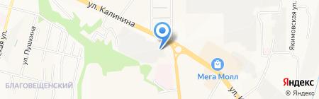 ЦИТ Телеком Софт на карте Чебоксар